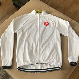 Castelli Other - Women's Castelli Cycling Jacket, White, Small